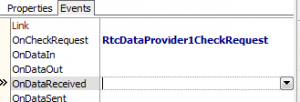 RtcDataProvider OnDataReceived Event
