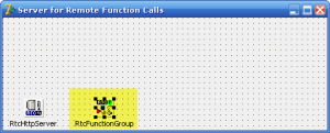 RtcFunctionGroup Component